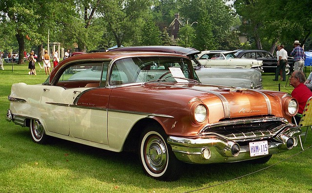 1956 pontiac star chief 4 door hardtop flickr photo for 1956 pontiac 2 door hardtop