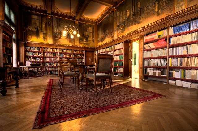 The Old Library Revisited II