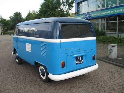 ES-90-44 Volkswagen Transporter bestelwagen 1965