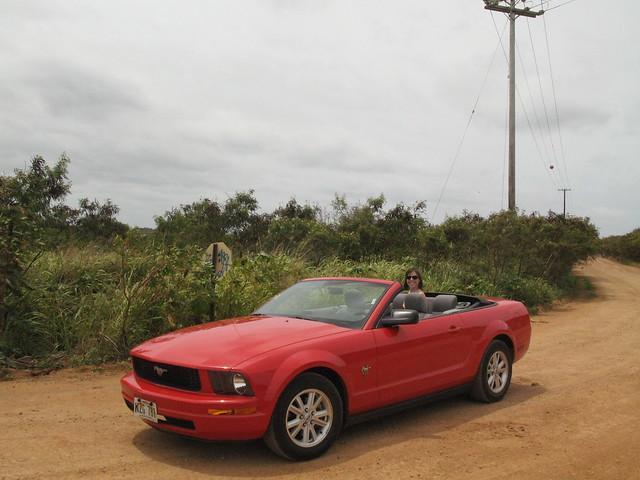 Convertible Car Rental Phoenix