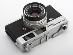 Camerapedia: Canonet QL25