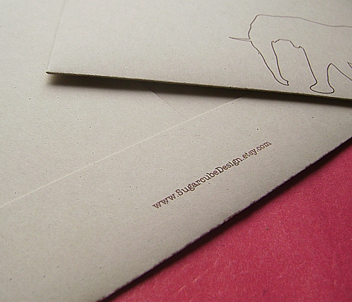 Elephant CD Sleeve
