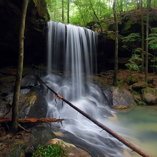 Turkey Foot Falls.