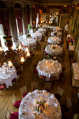 function hall, restaurant, party, ballroom, centrepiece, banquet, rehearsal dinner,