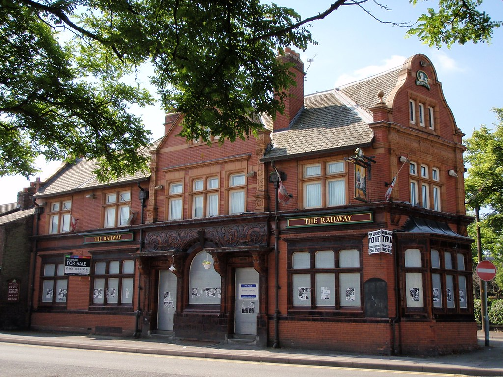 The Railway - Latchford, Warrington