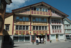 2007.08 SUISSE - Appenzell