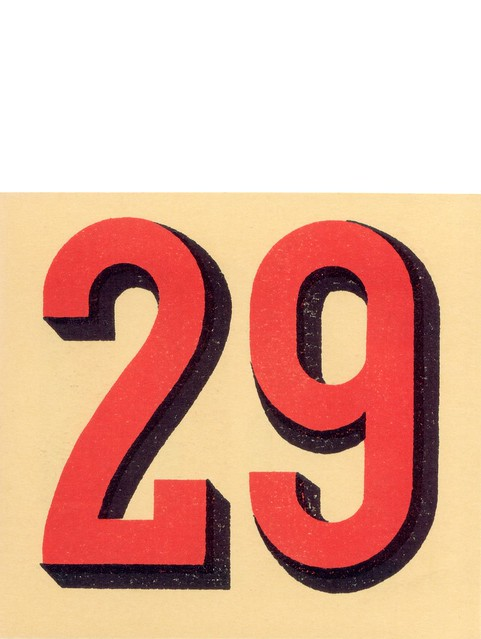 calendrier n29