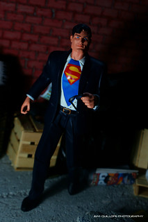 DC Direct Unmasked Superman/Clark Kent