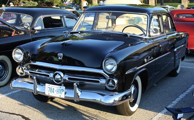 1952 ford customline 4 door flickr photo sharing for 1953 ford customline 4 door