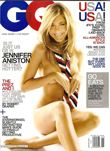 Jennifer Aniston GQ Cover - January 2009 | Flickr - Photo Sharing!