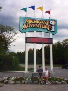 Michigan's Adventure 2003