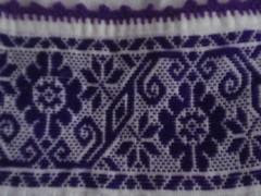 lilac(0.0), cobalt blue(0.0), lavender(0.0), lace(1.0), art(1.0), pattern(1.0), textile(1.0), purple(1.0), violet(1.0), embroidery(1.0), design(1.0), crochet(1.0),