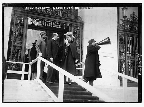 John Barrett & Count Von Bernstorff (LOC)