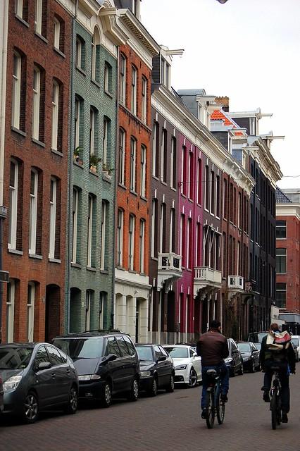 Amsterdam Block