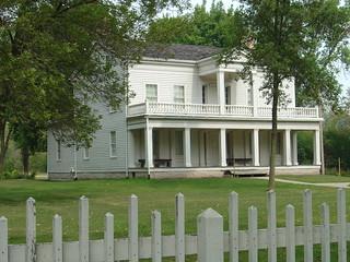 Grignon Mansion in Kaukauna
