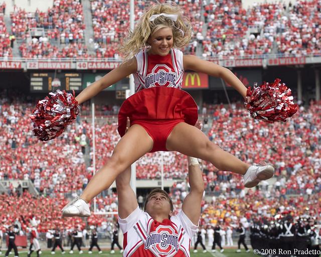 1002 Ohio State cheerleader | Flickr - Photo Sharing!