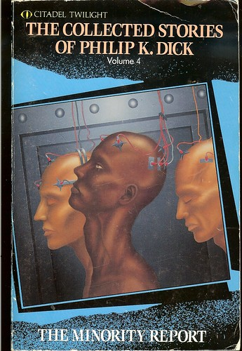 Vol 4 Collected Stories of PKD - Philip Kindred Dick - cover artist Kevin Kelly