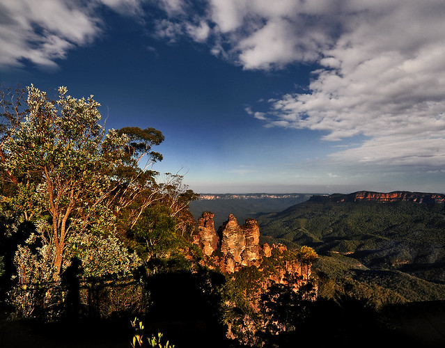 ~ The Blue Mountains Scene ~