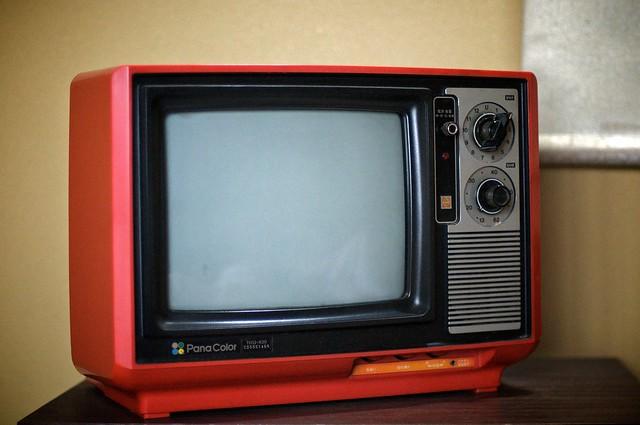 昭和のテレビ