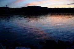 DSC02890adj2  Sundown on the Hudson