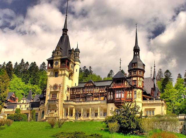 Castelul Peleş, Sinaia, România