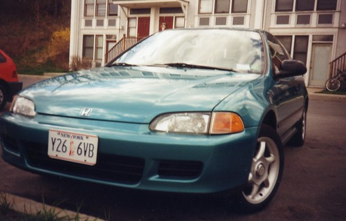 My second car c.1999