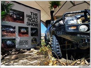 Toyota Hilux Road Show - 1Borneo Kota Kinabalu - Rainforest Challenge