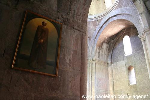 Mosteiro Goshavank Nor-Getik de Mkhitar Gosh, Arménia