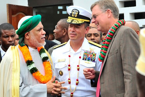 AFRICOM: Commander CJTF-HOA Lauds U.S., Comorian Relationship During School Dedication in Comoros