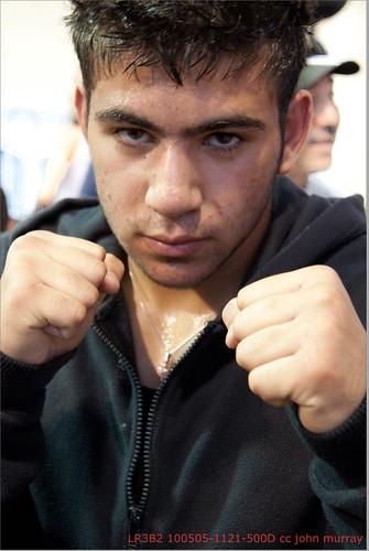 israel palestine charlie boxing 2010 quarterfinals kufryasifsportcentre nationalboxingtournament