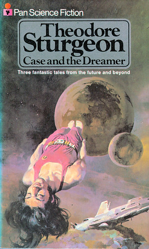 Case And The Dreamer -  Theodore Sturgeon.