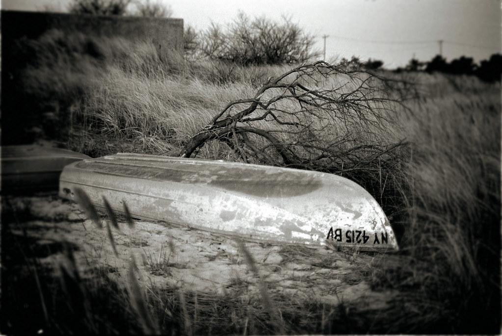 A Lost Boat.