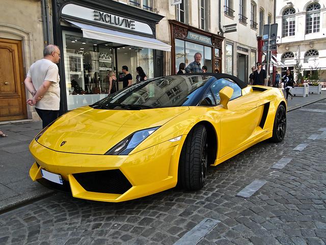 Lamborghini Gallardo Lp560 4 Spyder Flickr Photo Sharing