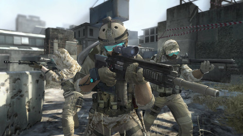 Ghost Recon Online: Open Beta Has Begun
