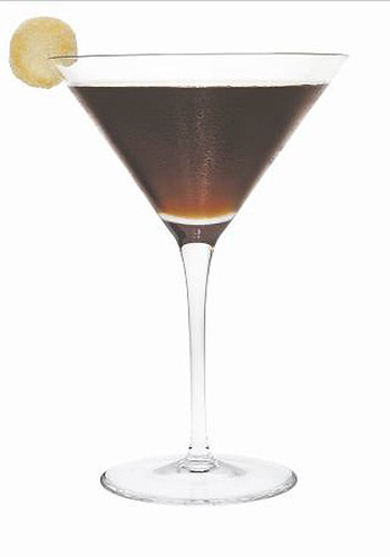 Gingersnap Martini