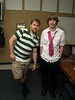 Jamesy and Joshua.