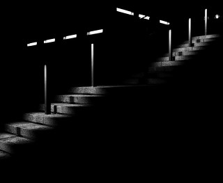 .. . Quiet Steps In The Night . ..