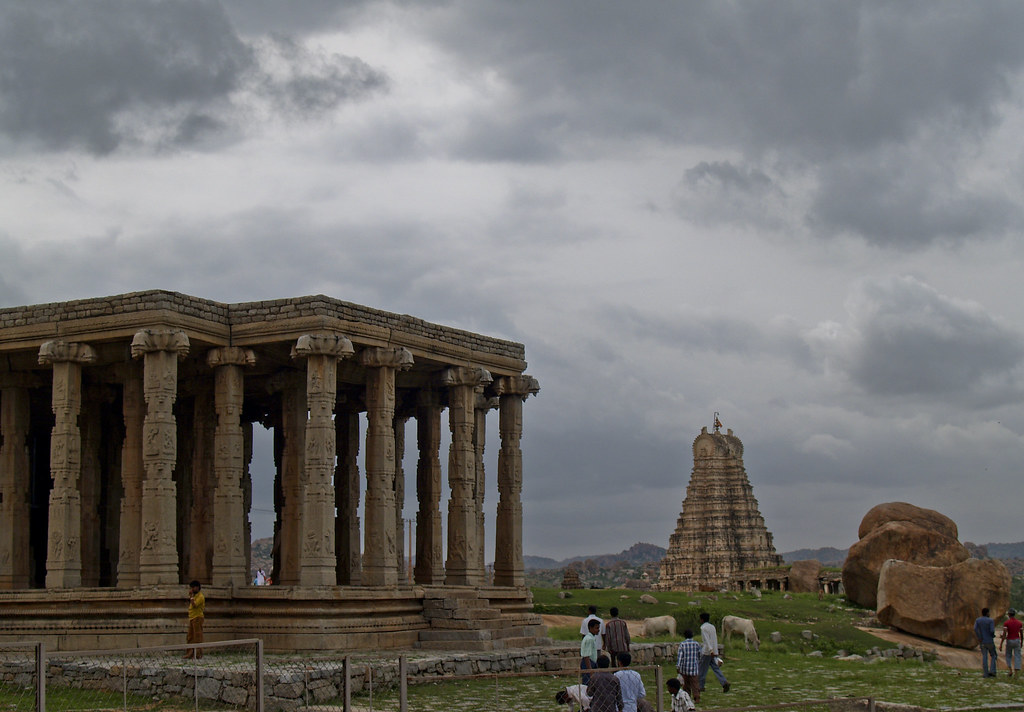 The Overcast Hampi