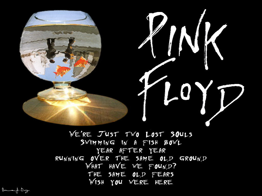 Pink Floyd Wallpaper - Wish You Were Here - a photo on ...