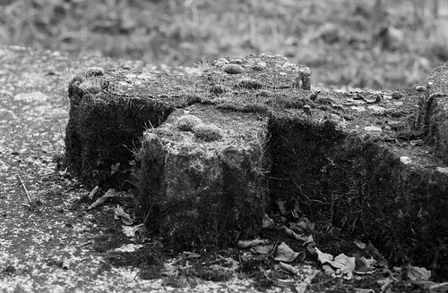 bw pentax headstone tomb 2009 retouched cementery smcpfa50mmf14 jászfényszaru