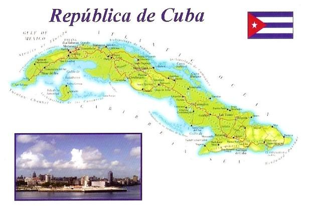 cuba map   flickr   photo sharing