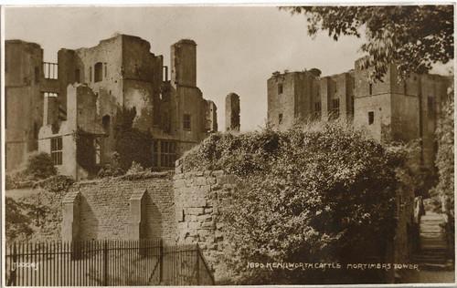 1890 Kenilworthcastle Mortimers Tower