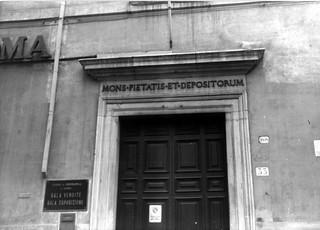 Mons Pietatis Et Depositorum