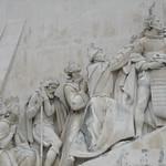 Gambar dari Monument to the Discoveries dekat Algés. portugal europe lisboa lisbon