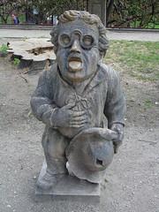 2004-04-18 Salzburg 080 Mirabellgarten, Zwerglgarten
