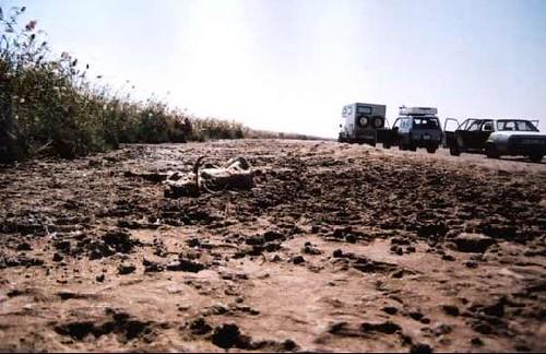 Parque Nacional de Diawling, Mauritânia