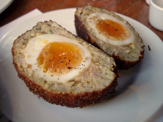 Scotch Duck Egg