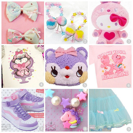 J*Fashion: Fairy Kei