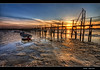 166/365 - HDR - Poole.Harbour.Sunset.@.1150x760 by Pawel Tomaszewicz