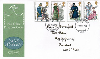 22-Oct-1975 UK First Day Cover